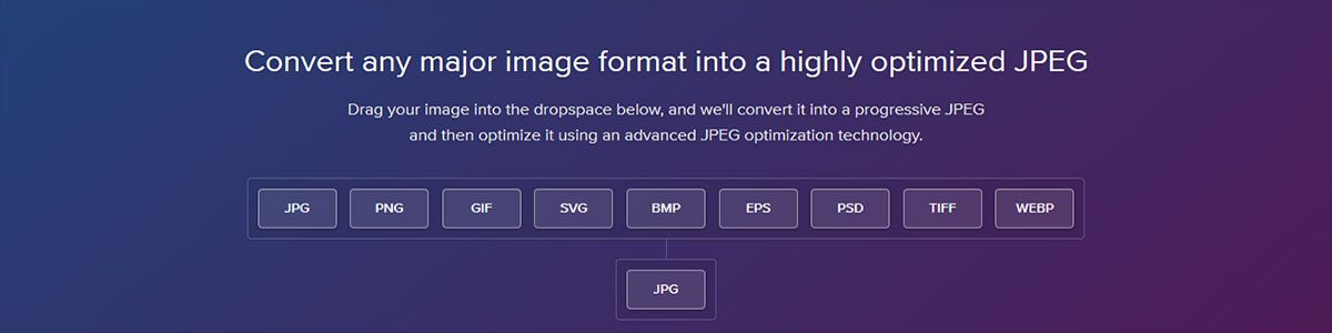 JPEG.io – Web Image Converter