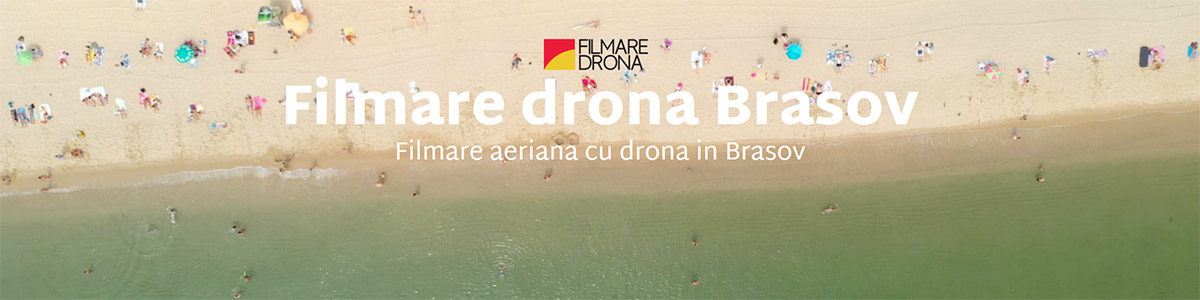 Filmare drona